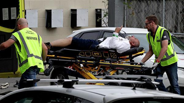 新西兰枪击案惊动全球 普京:希望所有犯罪者受到应有的惩罚