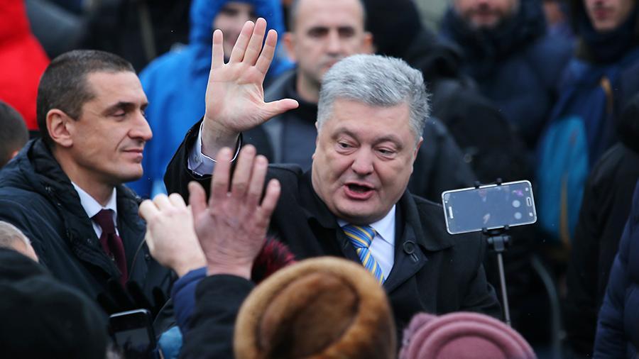 乌媒曝光:波罗申科出访期间有人蓄谋对其行刺