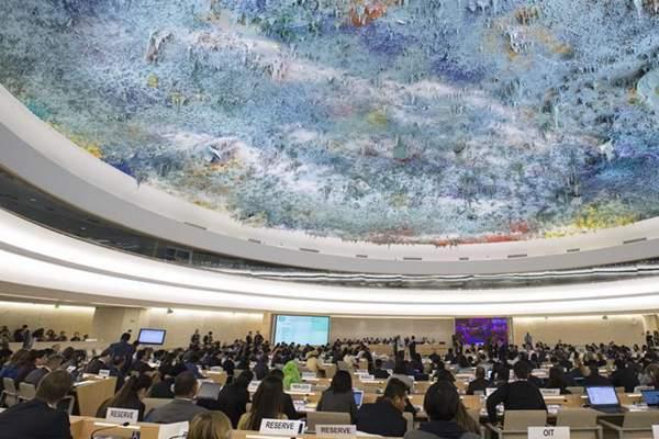 联合国人权理事会核可中国参加第三轮国别人权审议报告