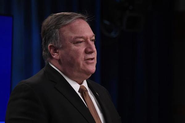美国务卿:将吊销推动国际刑事法院调查美相关人员赴美签证