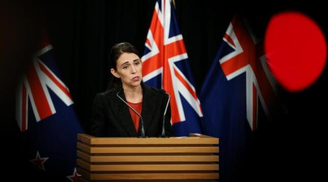 新西兰总理:嫌犯使用了五支枪,新西兰将修改枪支法