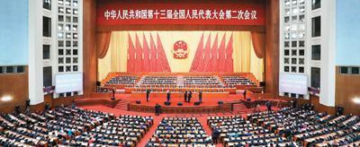 两会传递积极信号 世界读懂中国信心