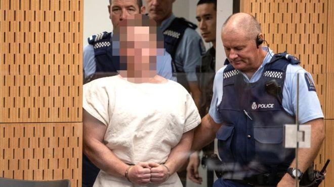 新西兰枪击案嫌犯出庭 澳媒:他曾是