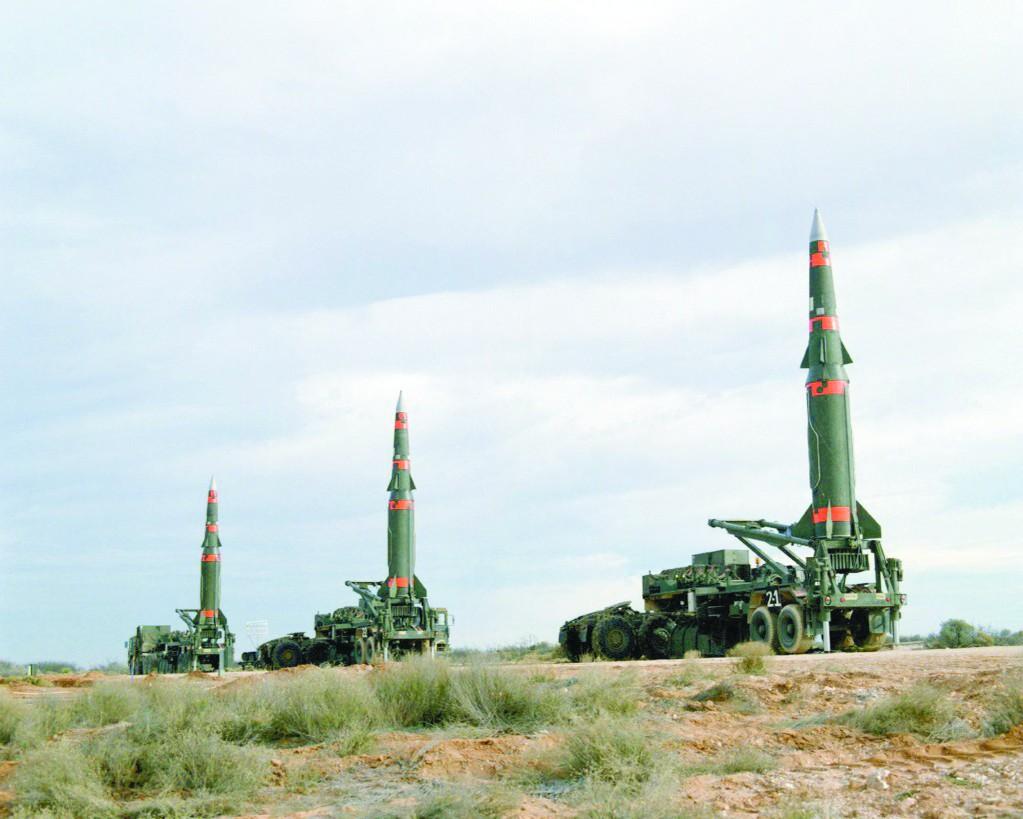 """美军方证实拟试验""""违禁""""导弹 已开始生产部件"""