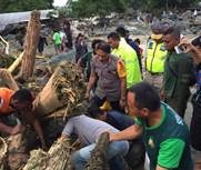 印尼东部洪灾已致42人死亡
