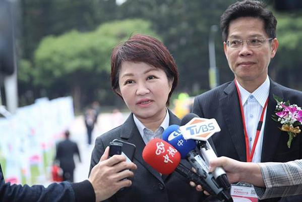 卢秀燕看补选结果:国民党赢了里子