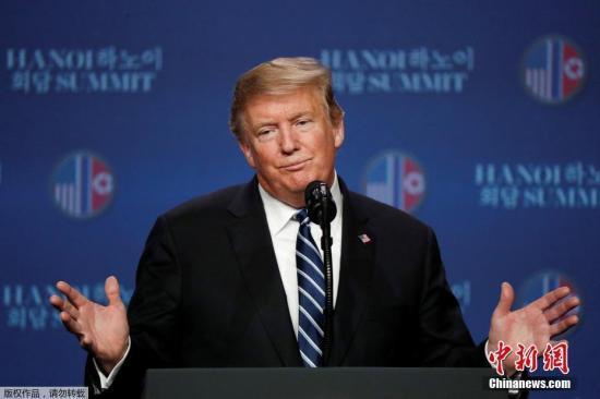 """为""""建墙""""争端再起:美国会欲推翻特朗普否决权"""