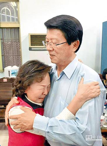 蓝营在台南拿20年最好成绩 谢龙介:翻转已开始