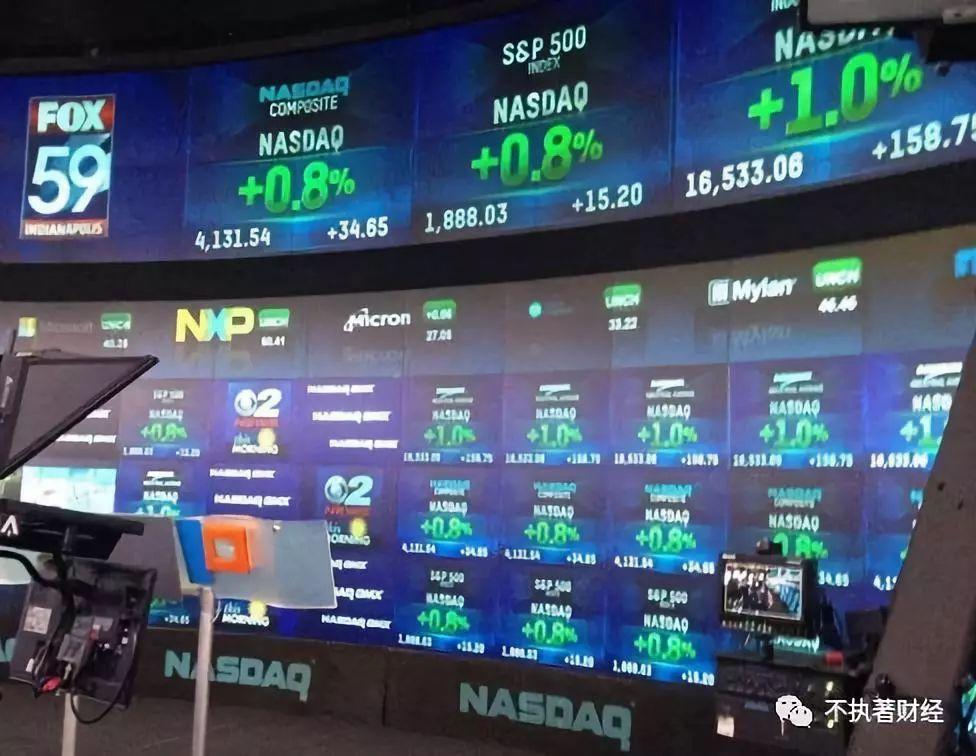 美股牛市已满十年 财报季暗示业绩走软