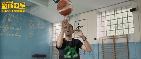 《篮球冠军》点映 高口碑引爆观众笑点泪腺