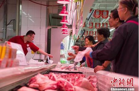 农业农村部:5月1日前对生猪屠宰企业进行全面清理