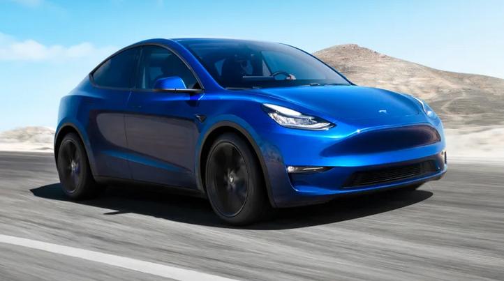 特斯拉Model Y SUV发布 2020年秋上市