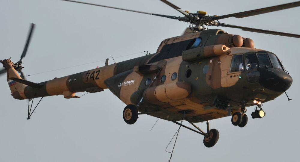 北约国家为阿富汗修米17直升机 俄警告:非法