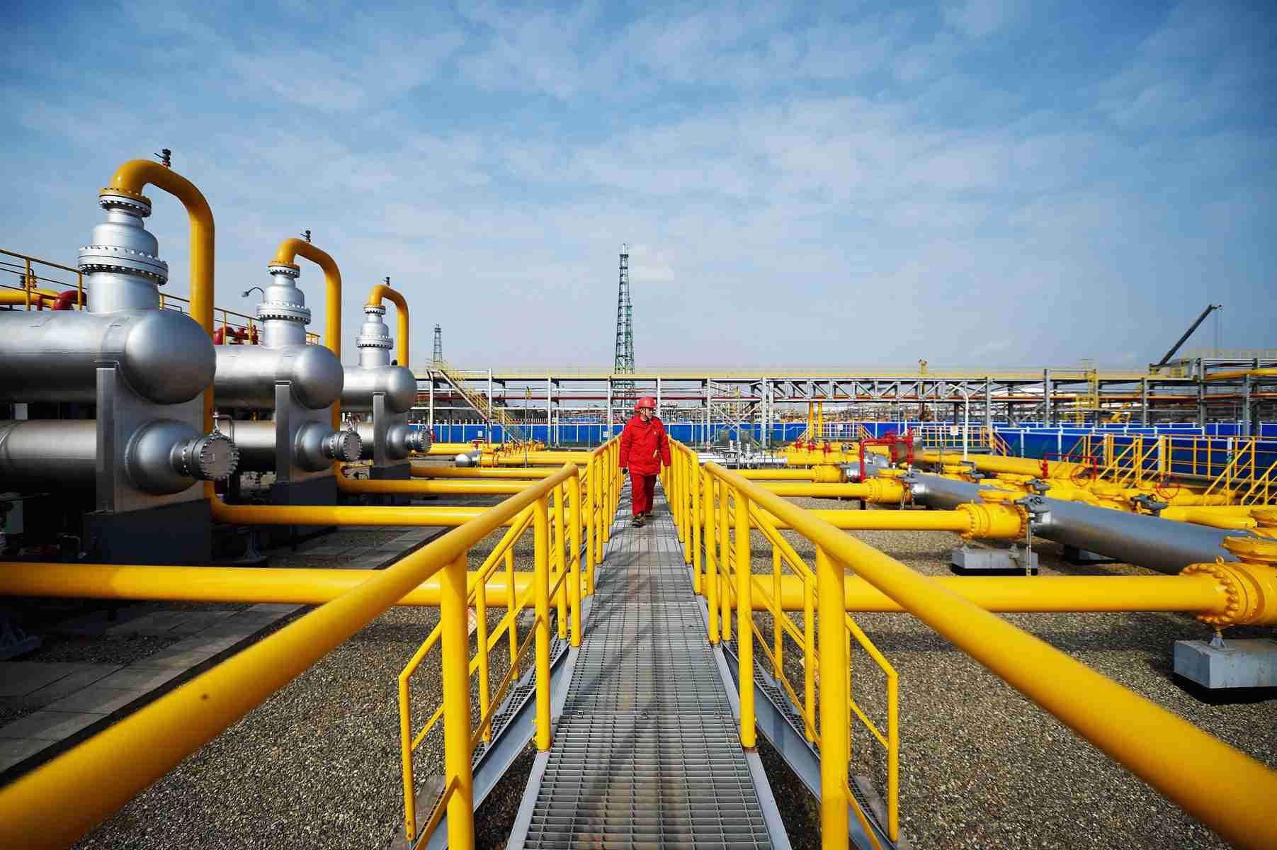 中国石油圆满完成保供任务