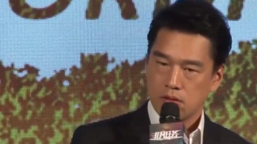 """被主持人说是""""半个内地人"""",台演员回怼:台湾是祖国不可分割一部分"""
