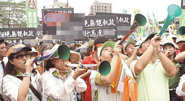韩国瑜批绿营太双标:选票不是用来作威作福的