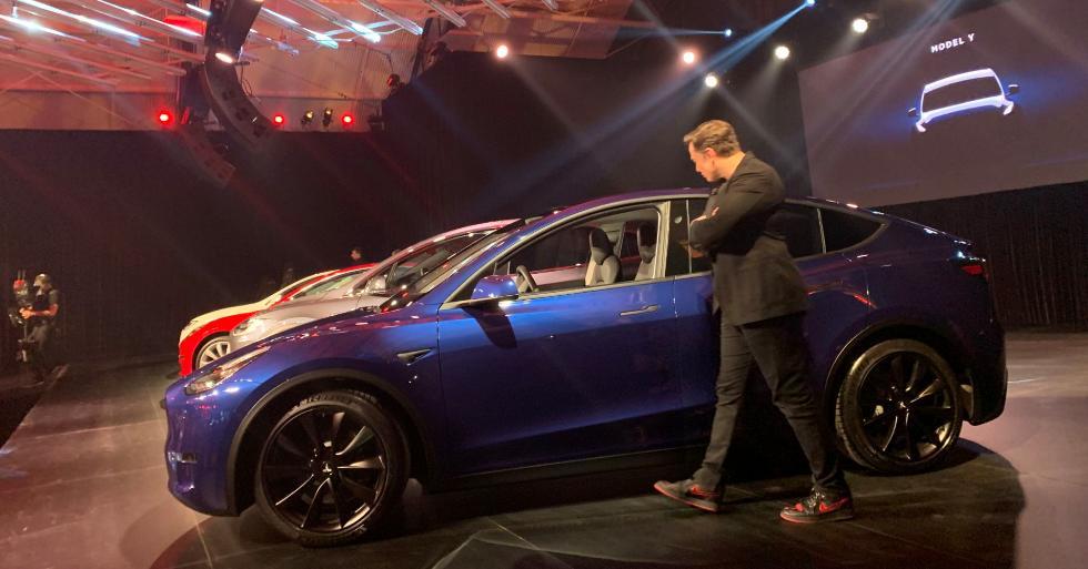 为何特斯拉急着推Model Y 只因美国太爱低价SUV
