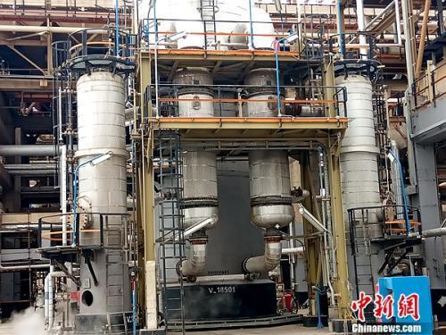 突破外资垄断 中国燃油清洁化处理技术走向世界