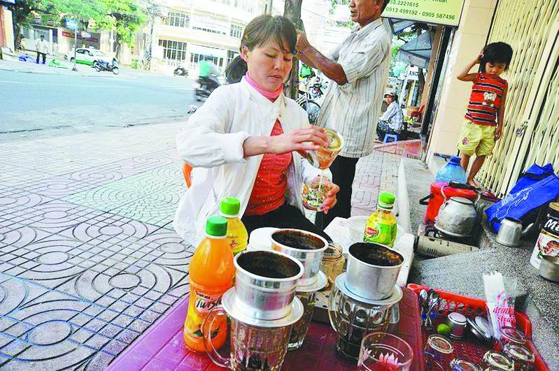 滴漏咖啡,越南的国民饮料