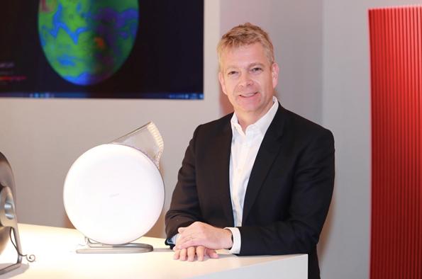 IQAir全球CEO Frank:提供空气净化整体解决方案