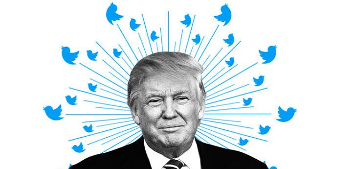 特朗普一天发29条推文,CNN:这是他最疯狂的一天