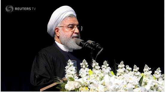 伊朗总统:美对伊制裁侵犯人权,美国觊觎再次统治伊朗!