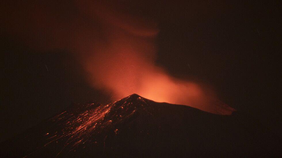 快讯!墨西哥波波卡特佩特火山喷发,为数年来最大一次