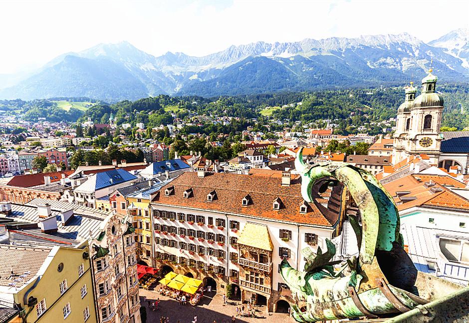 阿尔卑斯的心脏——奥地利·因斯布鲁克