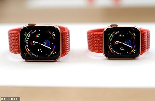 苹果新一代Apple Watch或具备探测有害气体功能