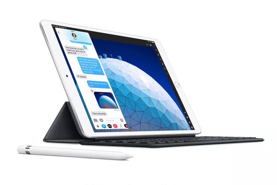 苹果新iPad系列仅支持第一代Apple Pencil