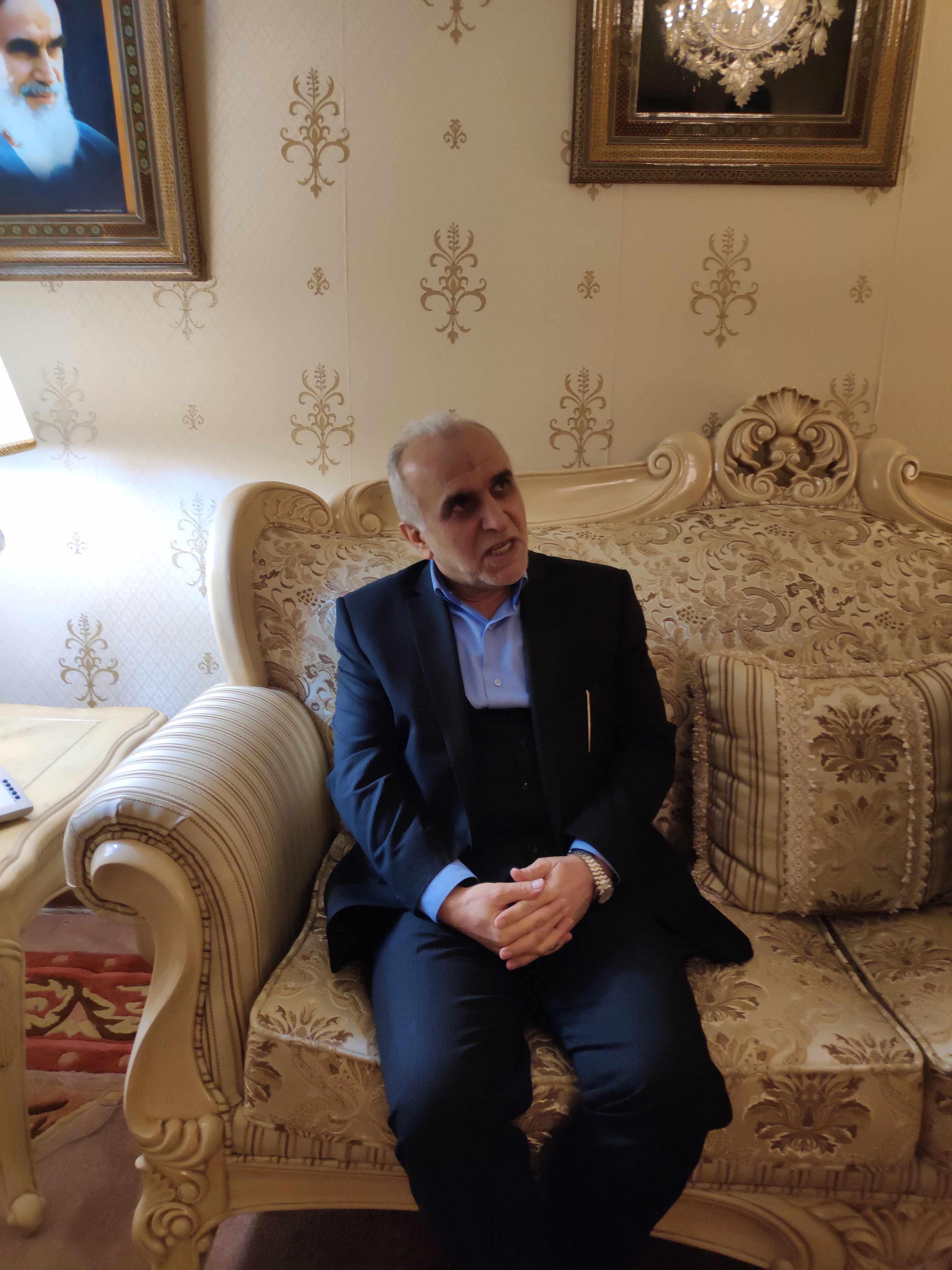 伊朗财长:不会让投资伊朗的中企受损