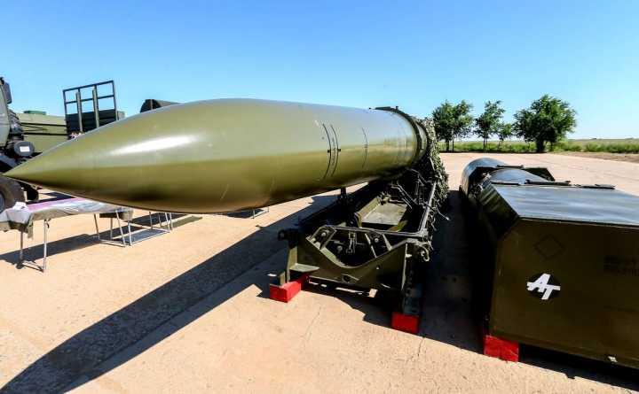 俄外交部:莫斯科不会销毁美国所指责的违反《中导条约》的导弹