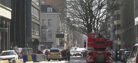 快讯!欧盟总部附近遭炸弹威胁,警方封锁现场