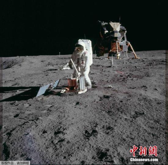 外媒:俄美宇航员将在SIRIUS实验框架内联合登月