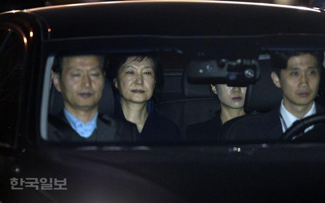 朴槿惠入狱即将满2年 这起官司有了新进展