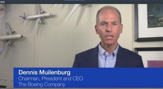 """波音CEO视频公开信:590个单词提11次""""安全"""""""