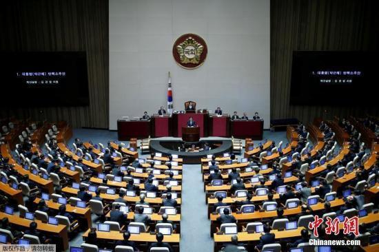 韩国会19日开始对政府质询 涉及政治、韩娱圈丑闻等