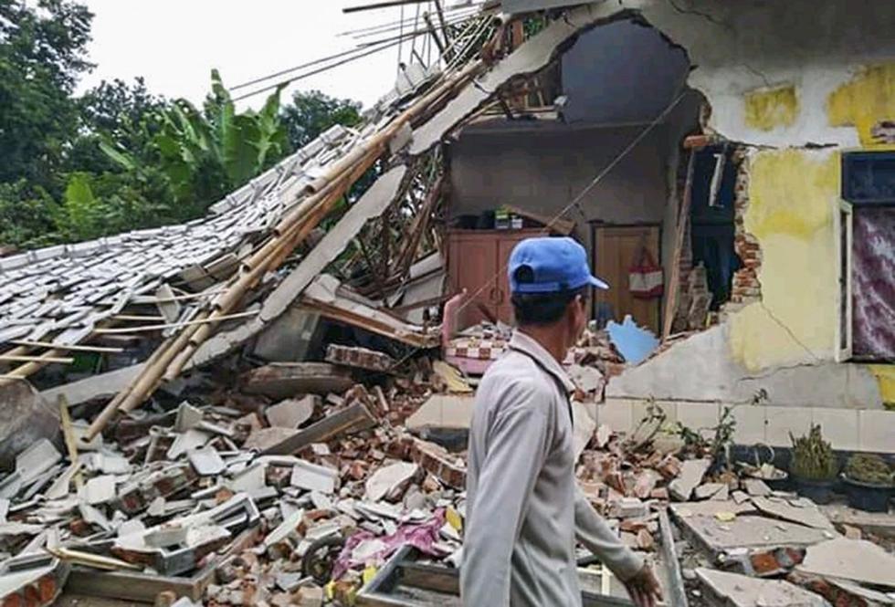 印尼龙目岛再次发生地震,使馆提醒中国公民注意防范