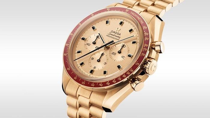 欧米茄推出Speedmaster纪念腕表