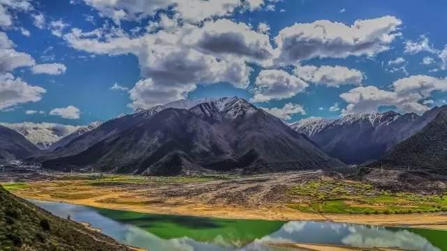 """指南 西藏除了山和措 还有你不能忽略的""""沟"""""""