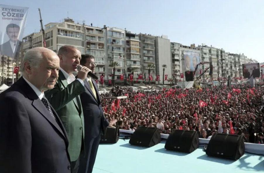 新西兰外长指责土耳其总统埃尔多安公开播放枪击案视频