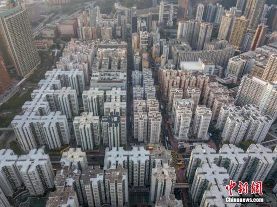 """香港拟建首个""""水管屋""""项目 料2020年末可入住"""
