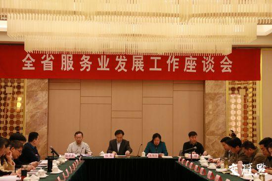 江苏推进150个服务业重点项目 新增投资千亿