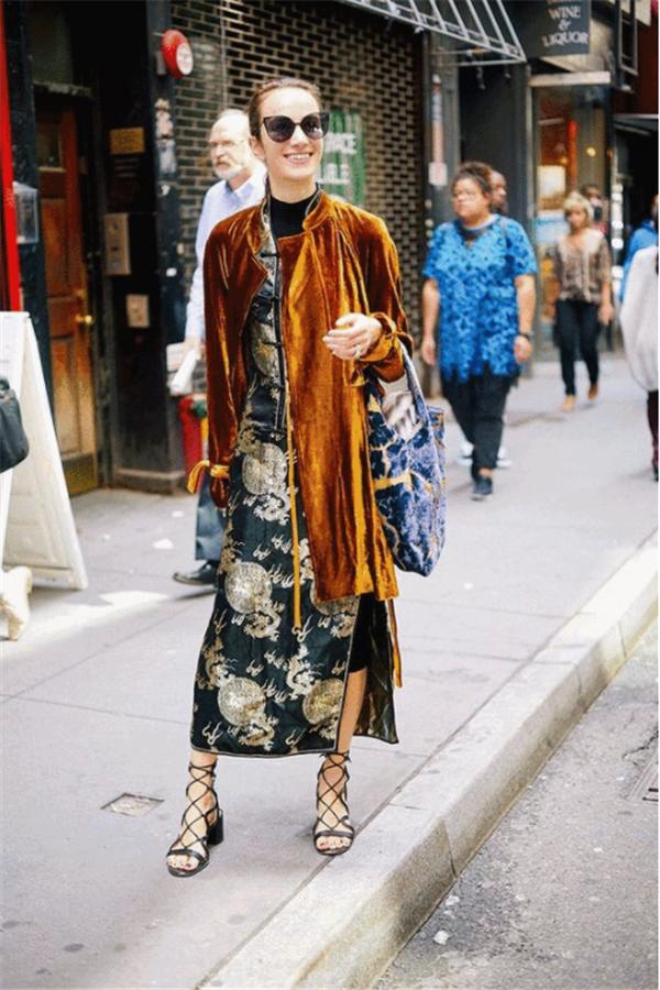 繁复刺绣、旗袍盘扣……国风是怎样席卷时尚圈的
