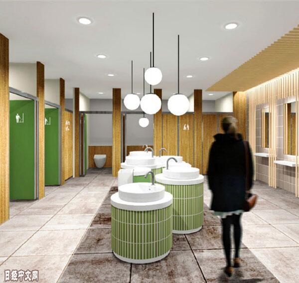 为迎接东京奥运,日本成田机场要安装世界最先进厕所