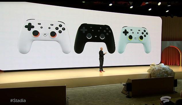 谷歌年度开发者大会发布即时玩游戏平台Stadia