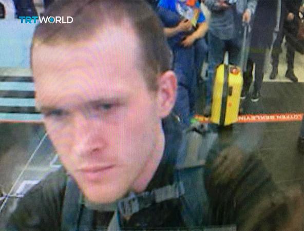 新西兰枪击案嫌犯曾预谋再次袭击 车上搜出爆炸装置