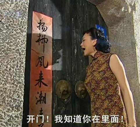 """""""雪姨""""穿上旗袍,时光仿佛穿越了一般,让人想起曾经的那个她!"""