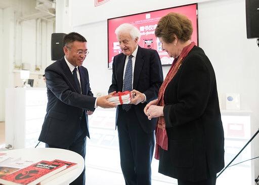 以书为媒  见证英国汉学家眼中的新中国