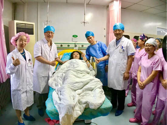 中国无痛分娩普及率仅10% 1万人中有麻醉医生0.5人